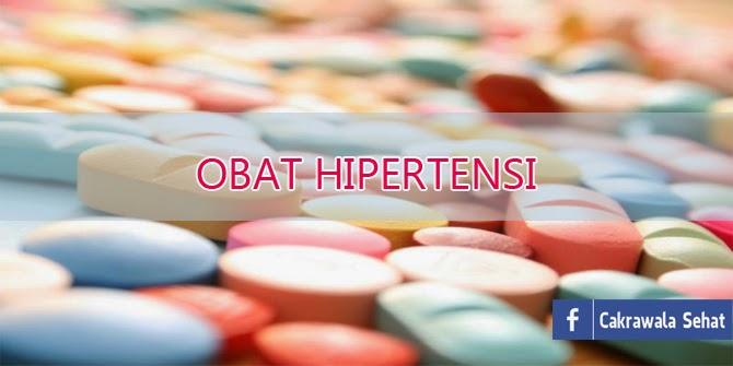Cara Mengobati Hipertensi (Darah Tinggi)