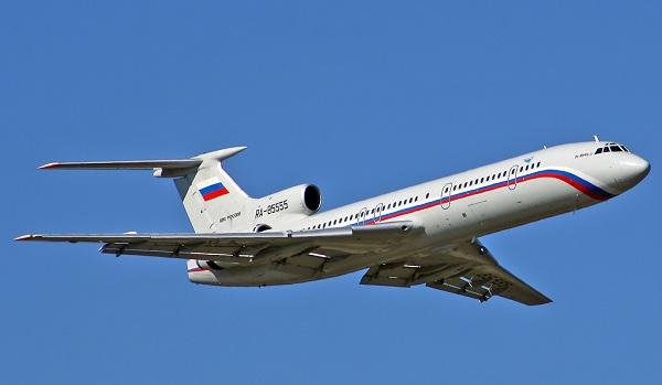 ΑΠΟΚΛΕΙΣΤΙΚΟ: Ρωσικό κατασκοπευτικό TU 154, όργωσε την Νεβάδα, πάνω από την AREA 51
