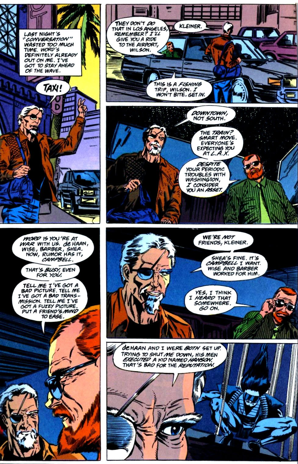 Deathstroke (1991) Issue #23 #28 - English 7
