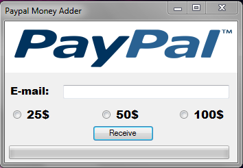 paypal money adder key