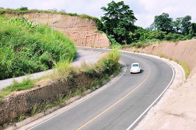 Carretera a Plan de Arroyos