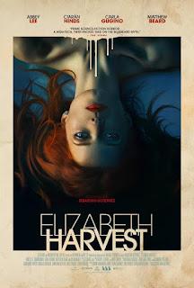 Elizabeth Harvest 2018 DVD R1 NTSC Sub