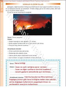 6. Sınıf Sosyal Bilgiler Altın Yayınları Öğrenci Çalışma Kitabı Cevapları Sayfa 82
