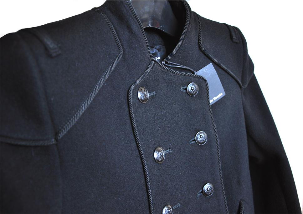 Manteau officier femme kooples