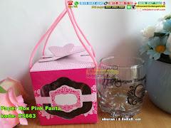 Paper Box Pink Fanta