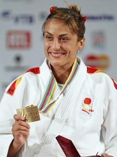 Ana Carrascosa va aconseguir la medalla de bronze