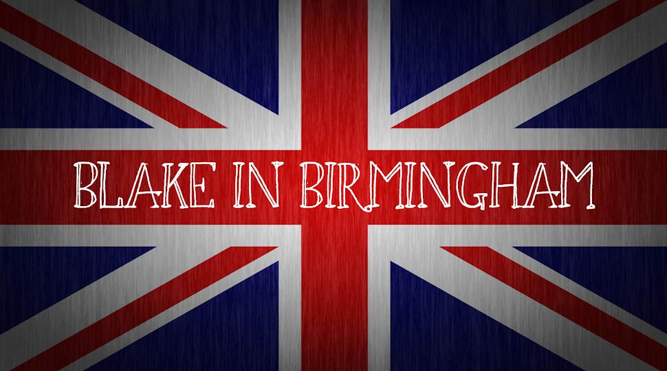 Blake - Birmingham England Mission
