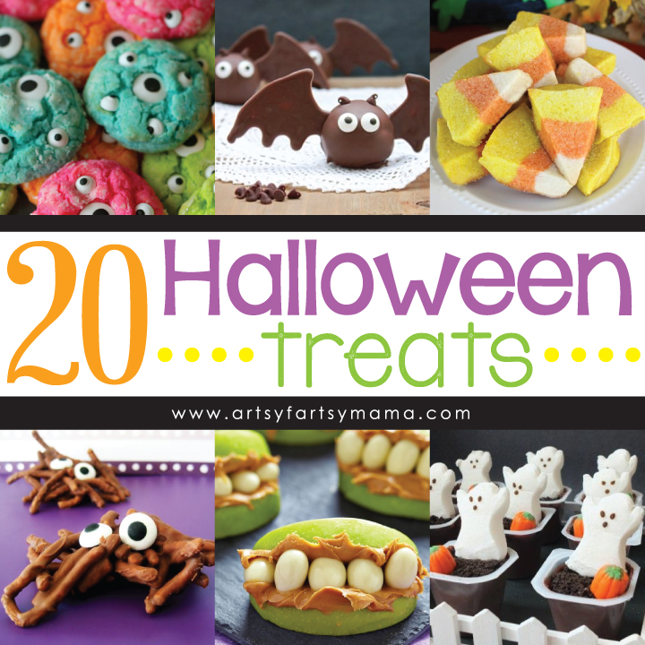 20 Halloween Treats