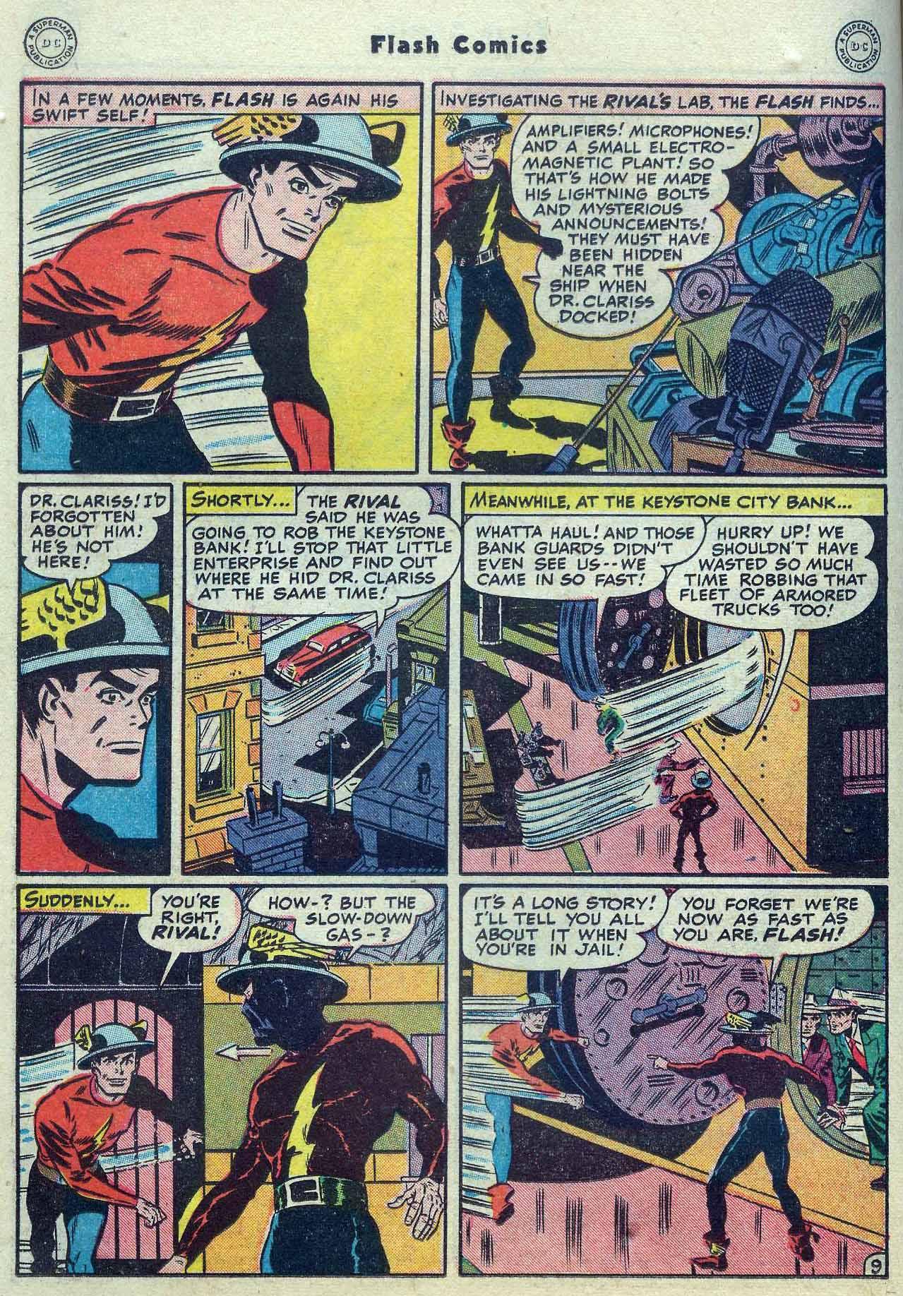 Flash Comics Issue #104 #104 - English 20