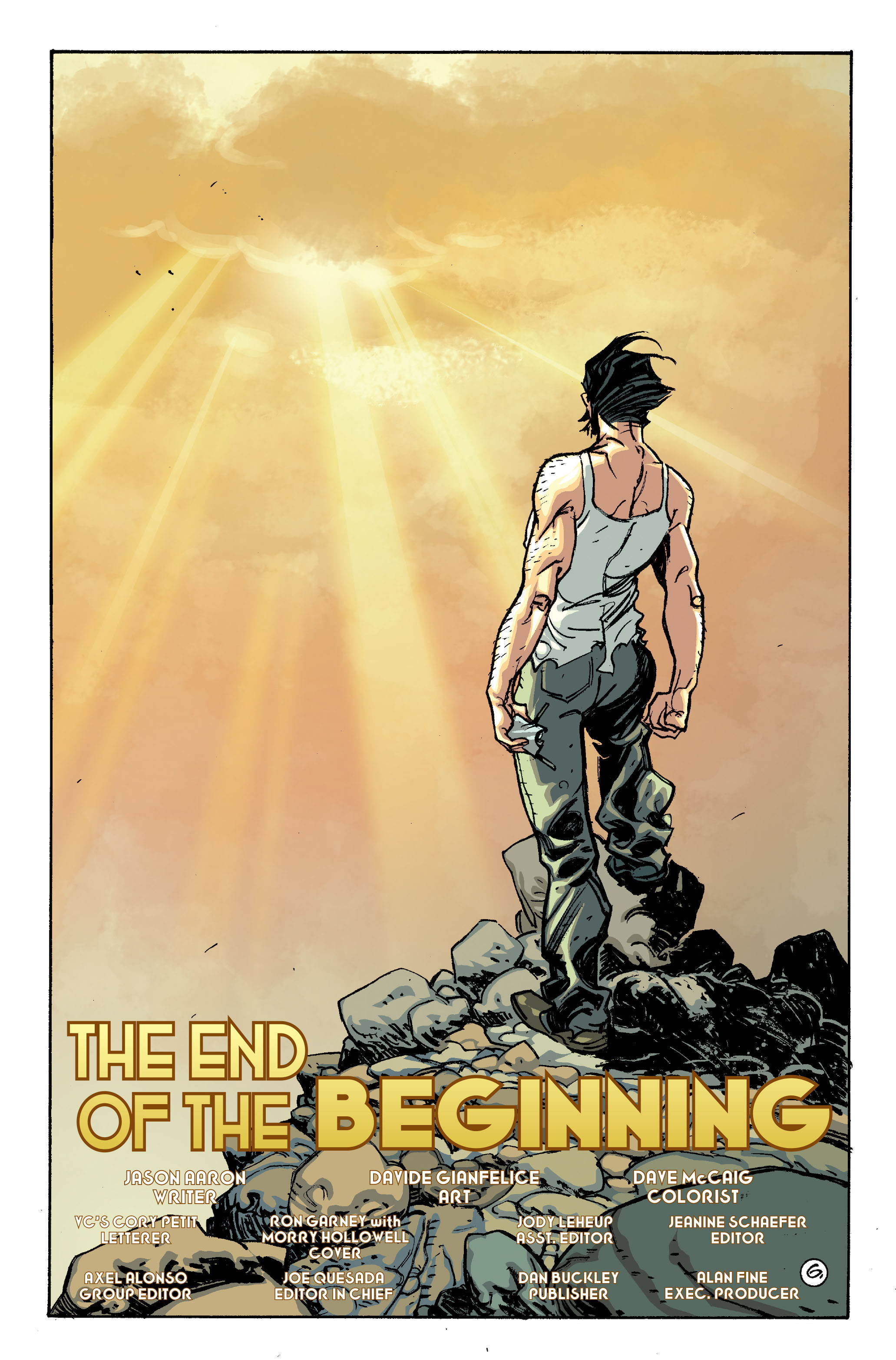 Wolverine: Weapon X #16 #16 - English 23