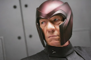 Ian McKellen as Magneto, X Men series