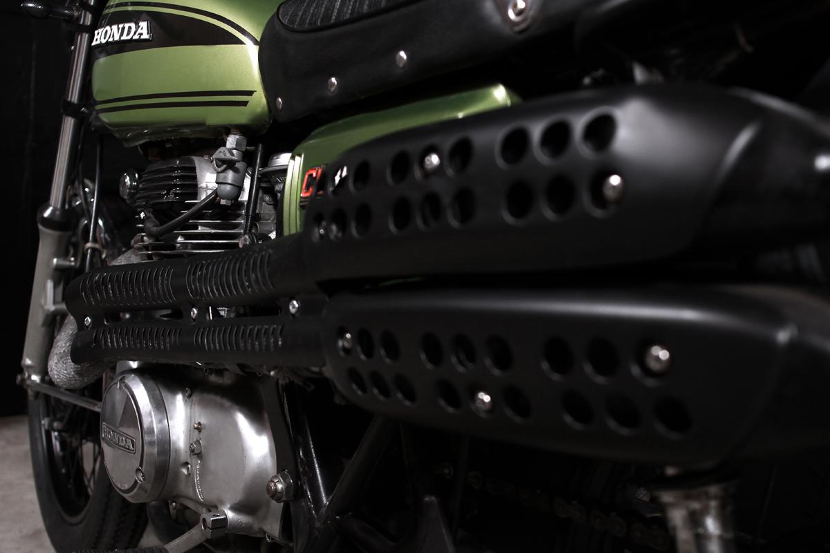 Honda cl 360 t street scrambler