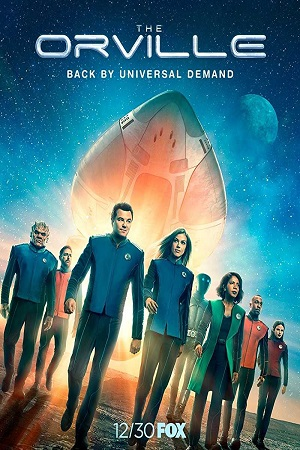 The Orville S02 All Episode [Season 2] Complete Download 480p