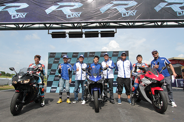 Yamaha's Weekend of World Class Speed