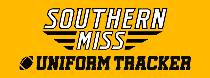 Southern Miss Uniform Tracker