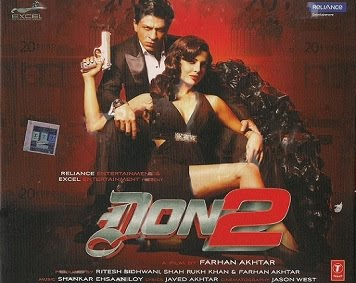 Don 2 (2011) Hindi Movie Mp3 128Kbps Free Download