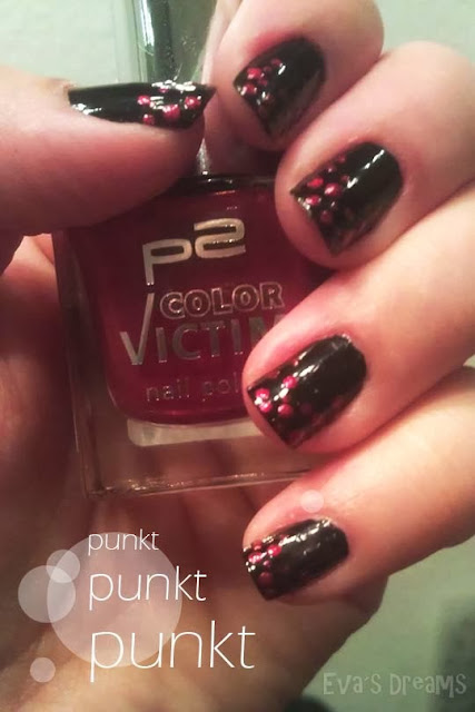 Nails of the week: Nail art - Punkte, Punkte, Punkte
