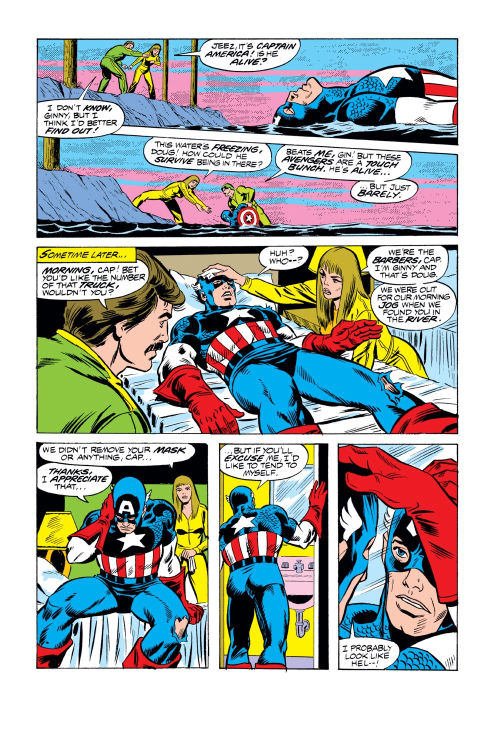 Captain America (1968) Issue #224 #138 - English 3