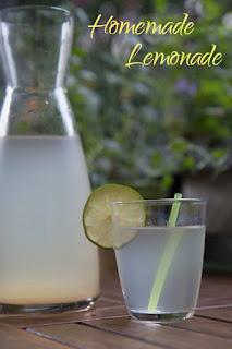 Rezept für Homemade Lemonade