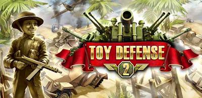 Toy Defense 2  v.1.1 Apk + Data