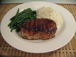 Juicy Glazed Pork Chops