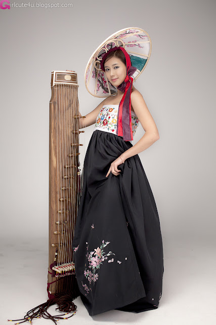 5 Kim Ha Yul - Elegant Hanbok-very cute asian girl-girlcute4u.blogspot.com