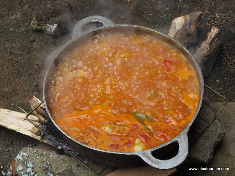 Arroz Aguado (Nicaraguan Chicken And Rice Stew) Recipe ...