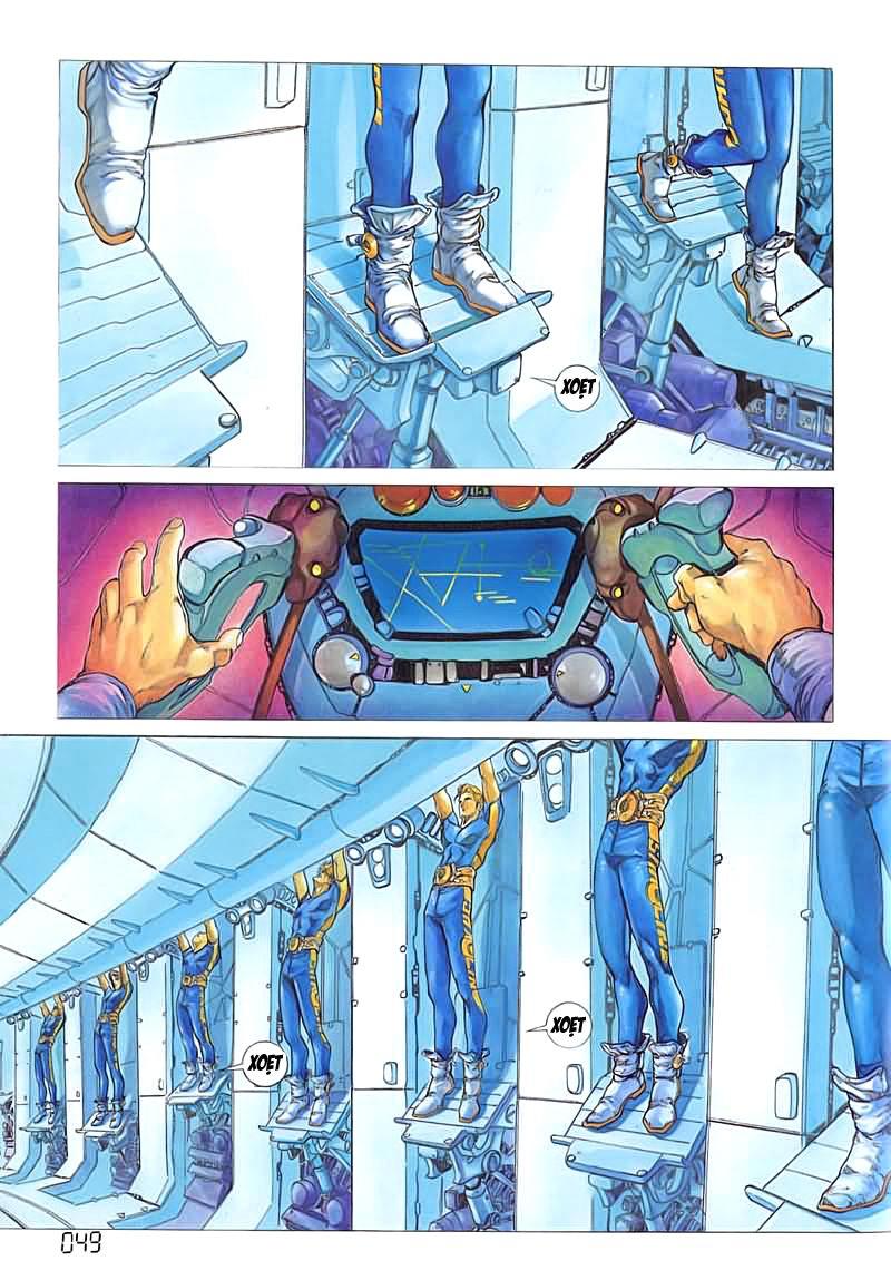 Cyber Weapon Z - Siêu Thần Z chap 4 - Trang 10