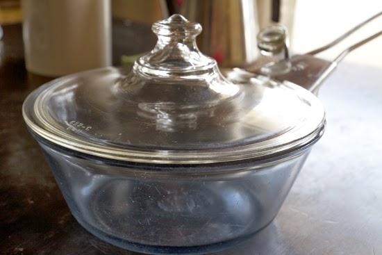 Pyrex Flameware Saucepan 832-B