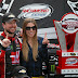 Kurt Busch Wins Toyota Owners 400 at Richmond International Raceway