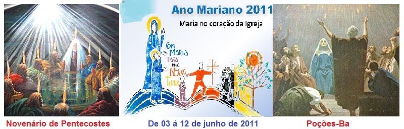 Festa de Pentecostes 2011