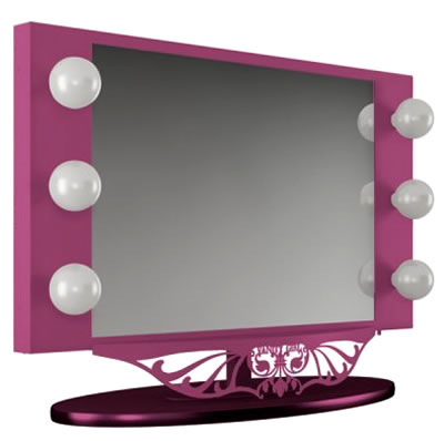 BeYOUtyfortheAging: Vanity Girl Mirror