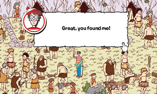 Where's Waldo Now? Apk