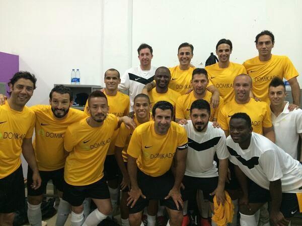 Fabio Cannavaro Unggah Foto 'Ronaldikin' di Akun Twitter-nya