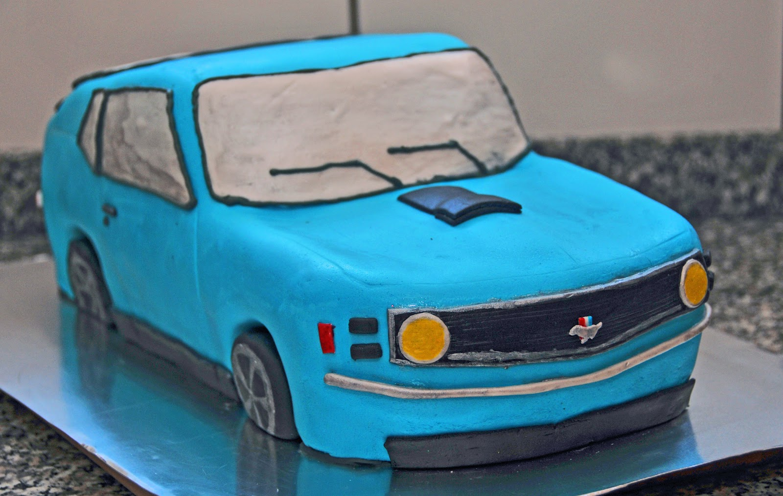 Mustang Cakes Cake Ideas and Designs Page 2