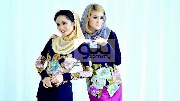 Istimewa Ramadan : Eina Azman & Ramona Zamzam Punya Niat Sama