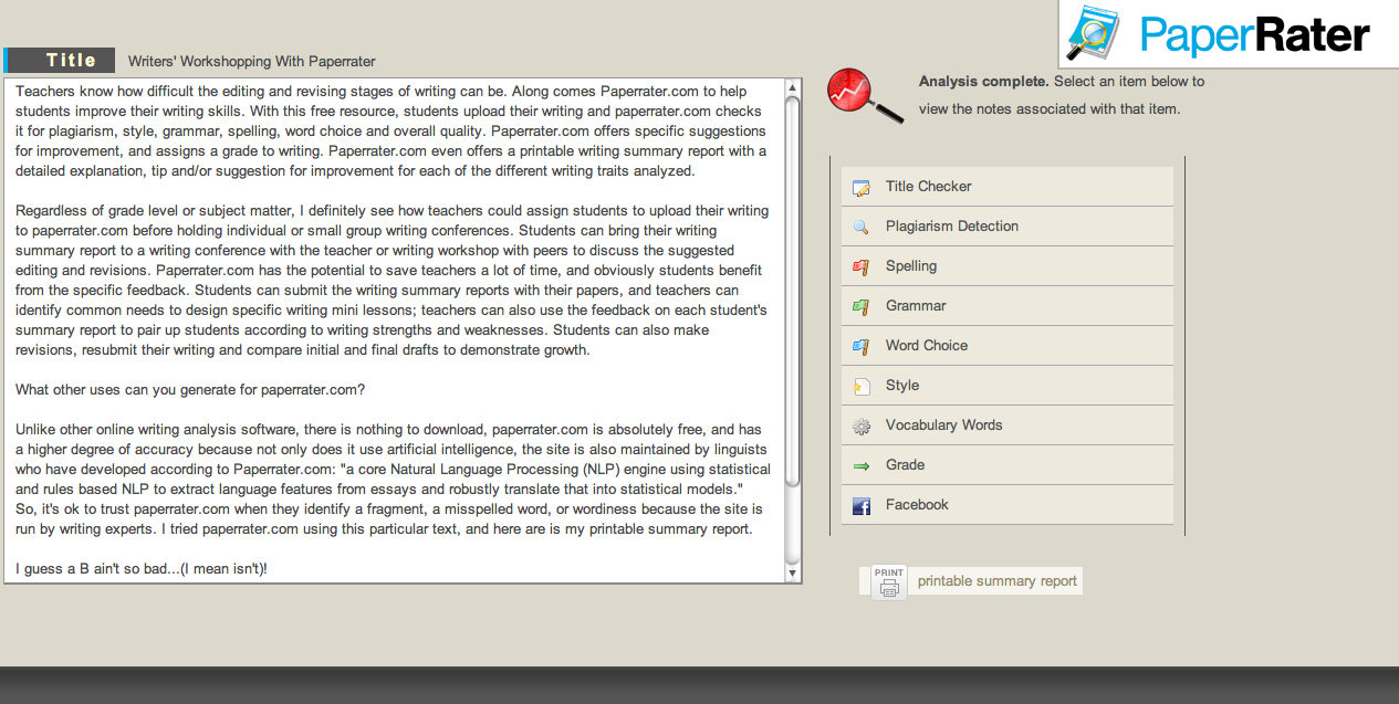 essay rater editor view << homework writing service essay rater editor view