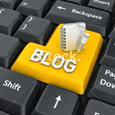 Blog Is Online Diary - Buku Harian Online