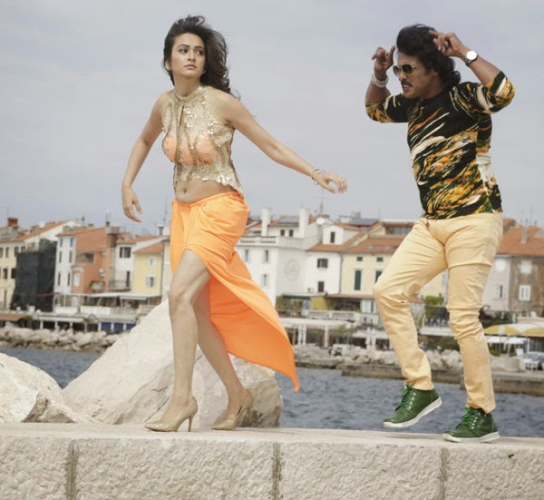 Upendra's Kannada movie Super Ranga New stills