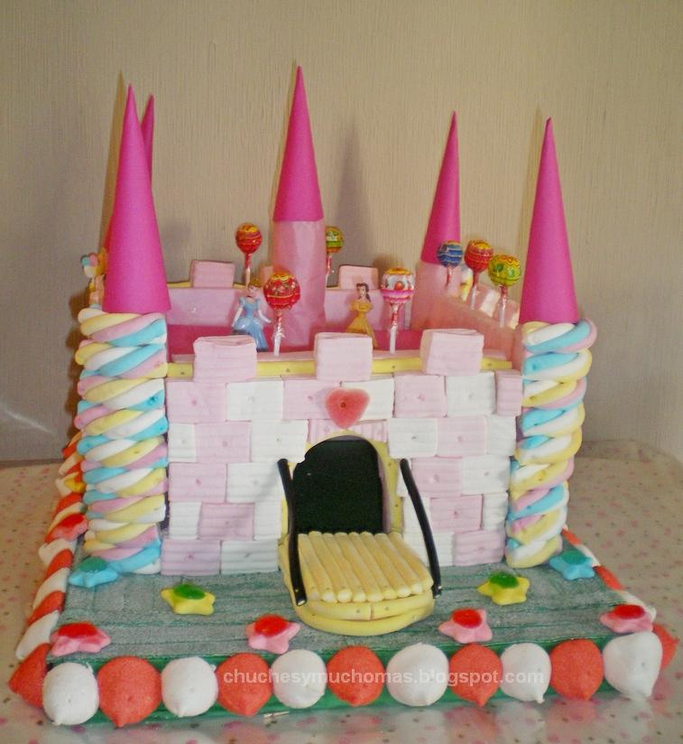 Le Encantan Los Castillos Y Las Princesas Disney