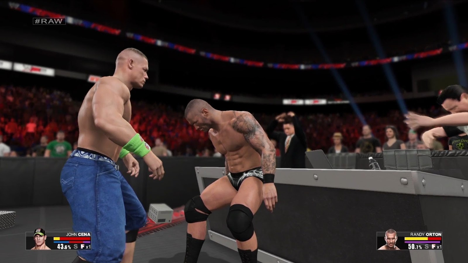 WWE 2K15 Free Download Full Version for PC - Fever of Games