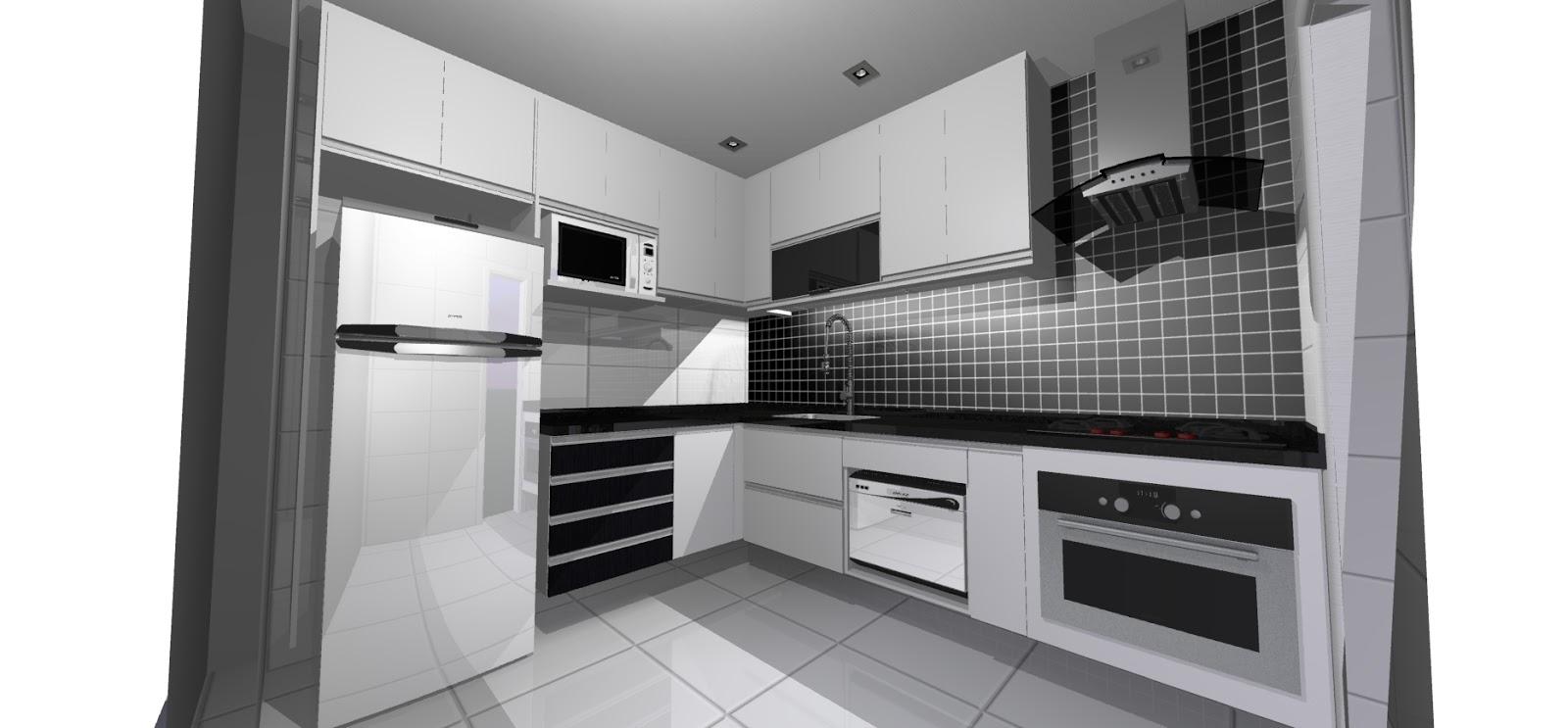 Cozinha Planejada Com Janela Acima Da Pia Oppenau Info