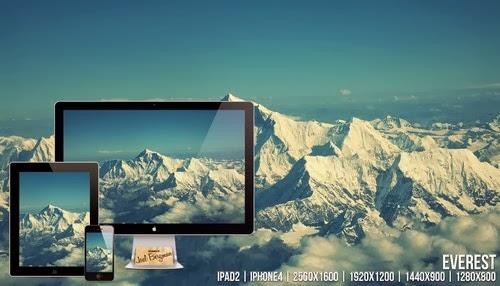 Everest Nature Wallpaper