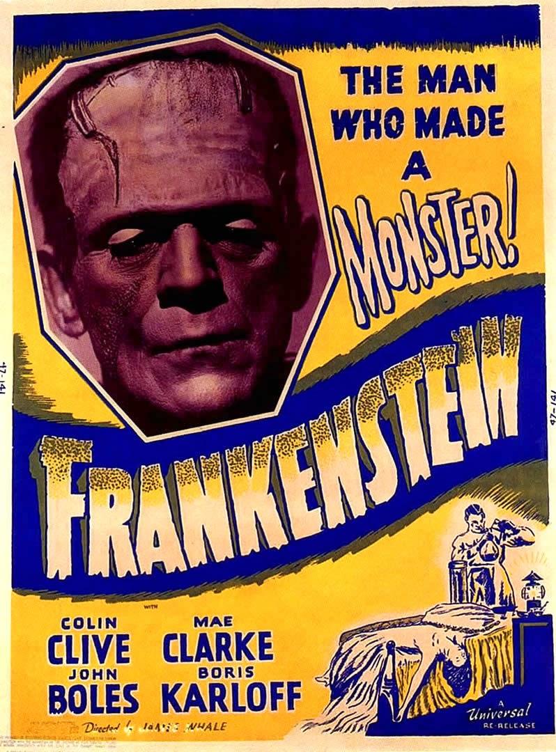 Frankenstein, el hombre que creo un monstruo