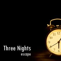 Solucion Three Nights Escape Guia, Ayuda, Pistas
