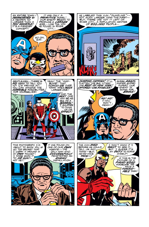 Captain America (1968) Issue #193 #107 - English 18
