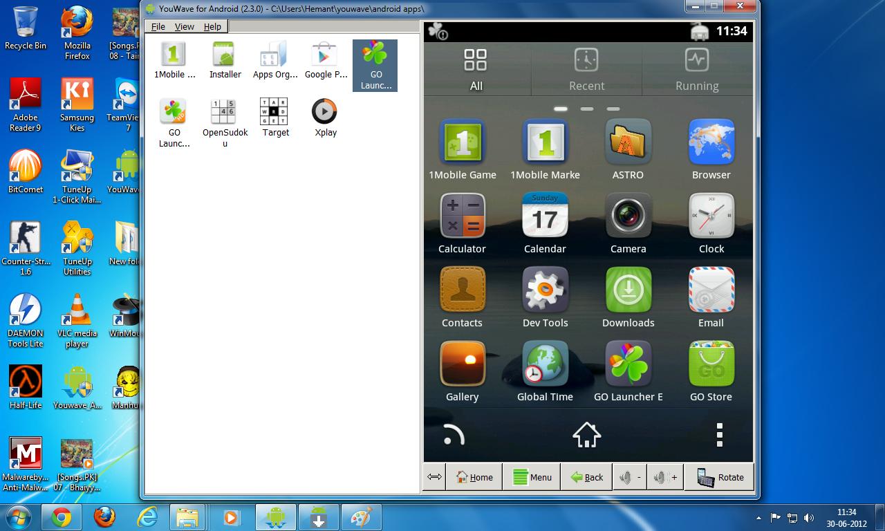 Android Emulator Terbaik
