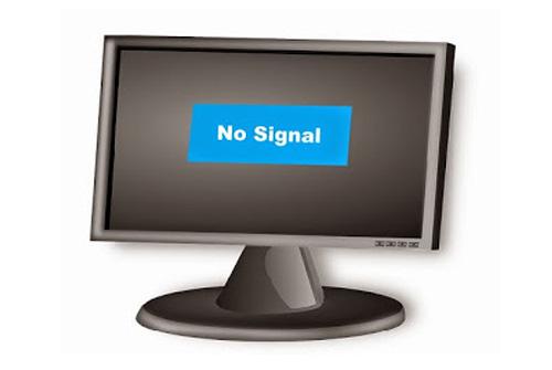 Komputer Hidup Namun Tidak Ada Tampilan di Monitor