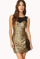 En Forever 21 encontré este vestido ideal para una fiesta