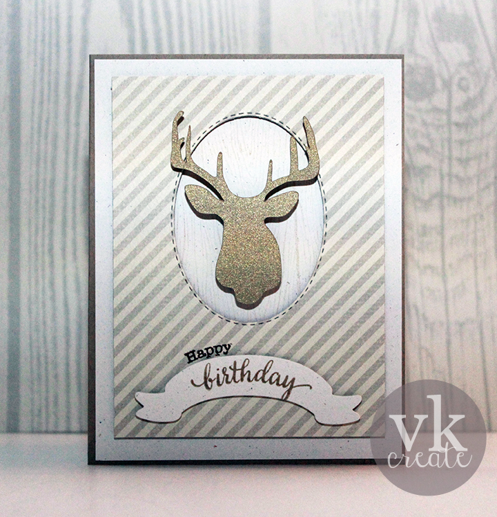 Vk Create Mct Manly Monday Mounted Birthday Card